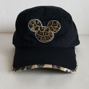 Walt Disney World Bling Mickey Conductors Cap